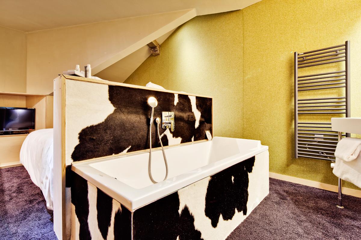 Salon Séparé Chambre Chic : Altapura chambres suites hôtel de luxe val thorens