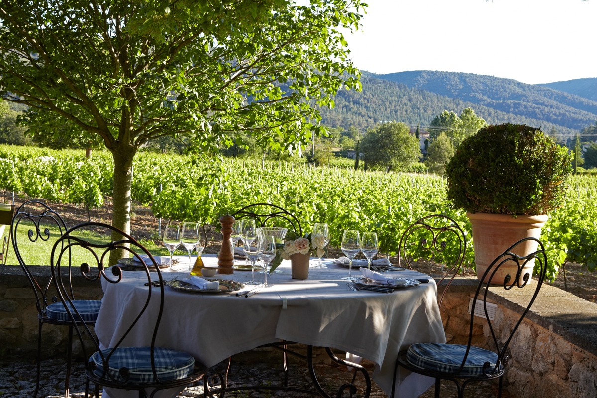 La bastide de marie fine dining in provence restaurant for Bastide au jardin secret