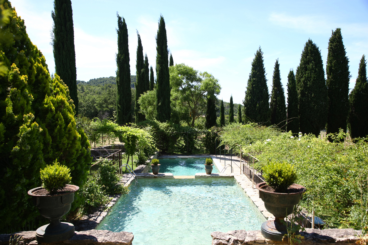 La bastide de marie luxury holidays in provence for Piscine de france