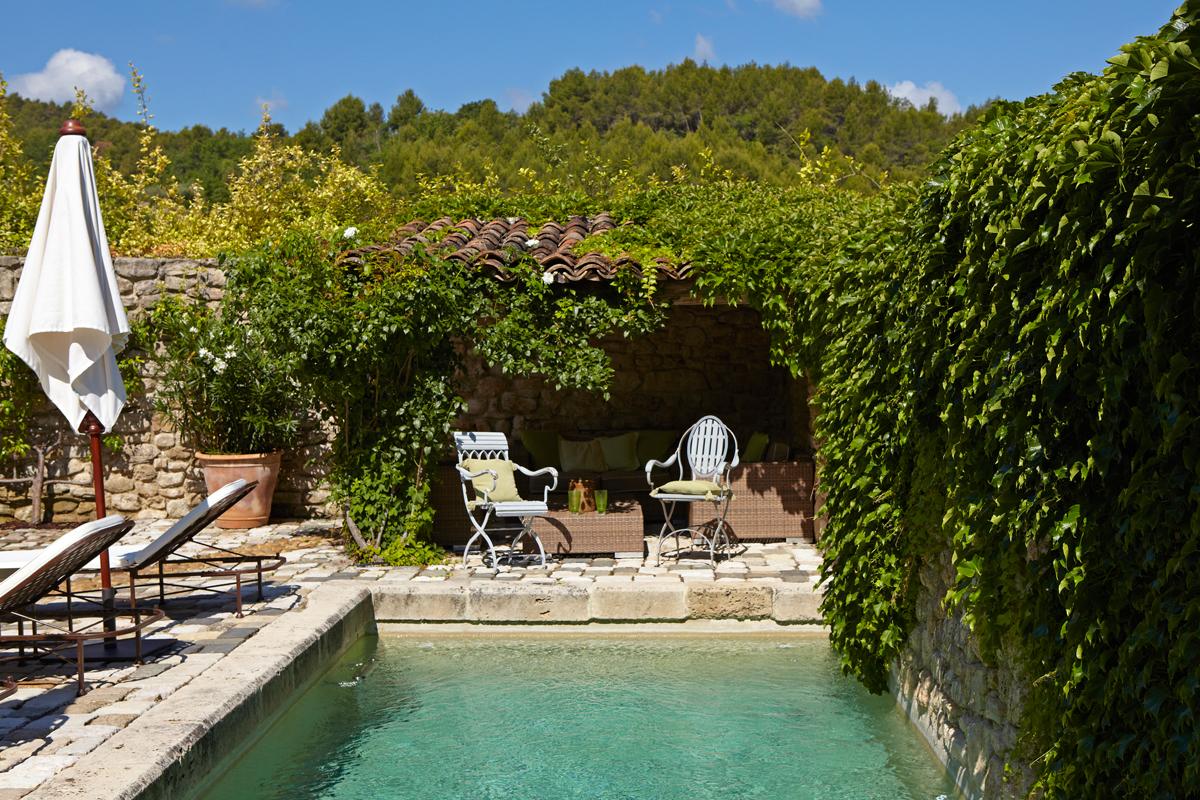 Souvent Villa Grenache | Maison de luxe à louer avec services | Luberon SN93