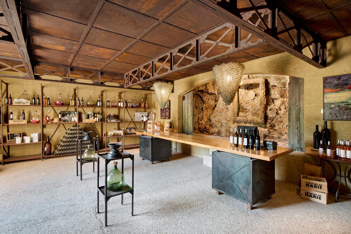 domaine de marie propri t viticole vins du luberon. Black Bedroom Furniture Sets. Home Design Ideas