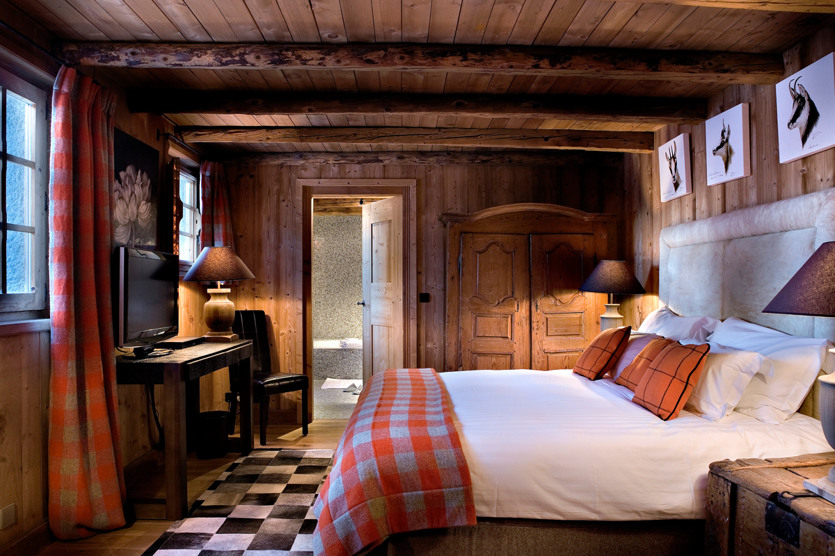 le chalet des fermes de marie location 5 toiles megeve. Black Bedroom Furniture Sets. Home Design Ideas