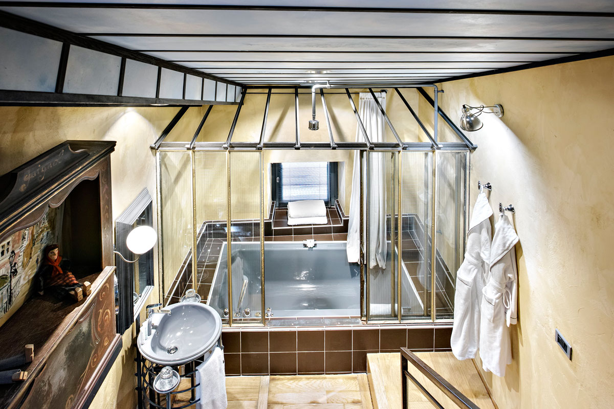 Cour des Loges | 5-star hotel in Lyon | Luxury Hotel and Spa