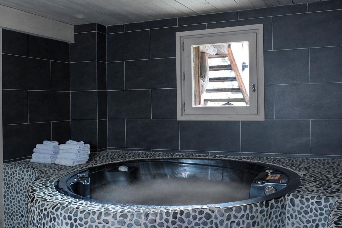 Les chalets des fermes de marie location de luxe megeve - Location spa a domicile ...