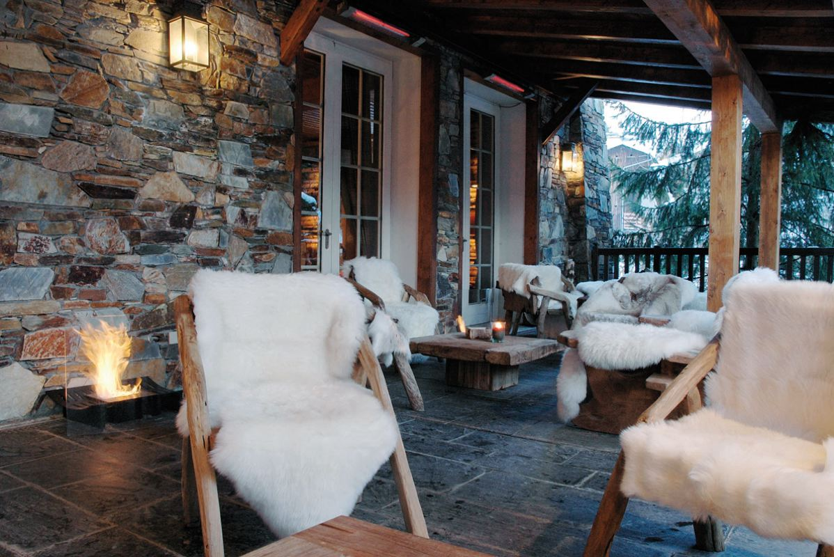 Lodge park h tel 4 toiles de luxe megeve for Hotels 3 etoiles megeve
